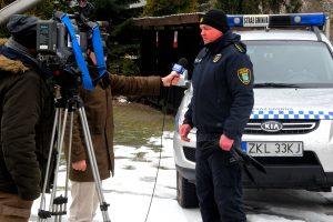 foto SG: reportaż TVP